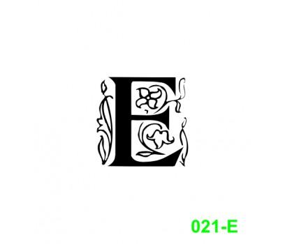 Ekslibrisas E