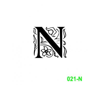 Ekslibrisas N