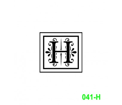 Ekslibrisas H
