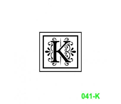 Ekslibrisas K