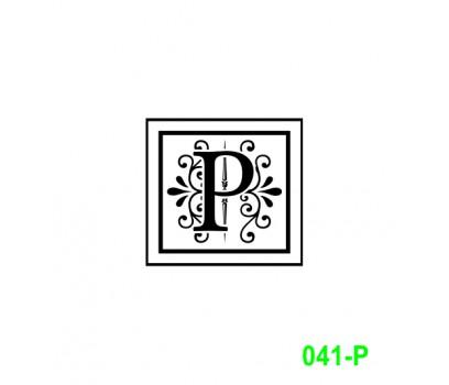 Ekslibrisas P