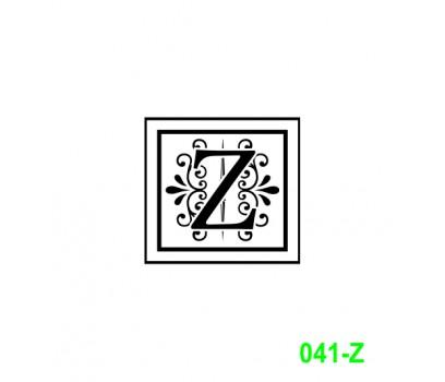 Ekslibrisas Z