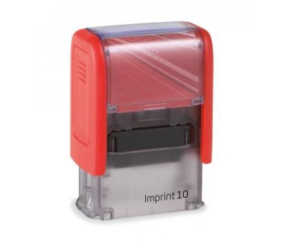 Antspaudas Imprint 8910 raudonas