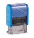 Antspaudas Imprint 8910 mėlynas