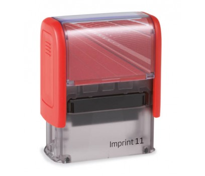 Antspaudas Imprint 8911 raudonas