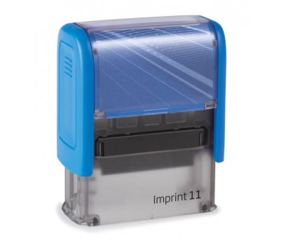 Antspaudas Imprint 8911 mėlynas
