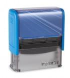 Antspaudas Imprint 8913 mėlynas