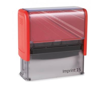 Antspaudas Imprint 8915 raudonas