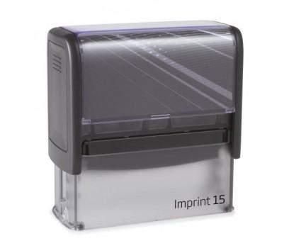 Antspaudas Imprint 8915 juodas