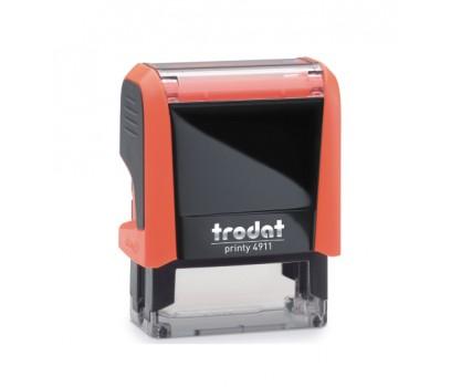 Antspaudas T4911 ECO neoninis oranžinis