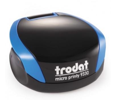 Antspaudas Micro Printy 9330, mėlynas