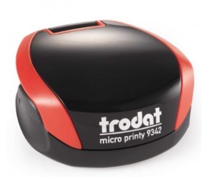 Antspaudas Micro Printy 9342, raudonas