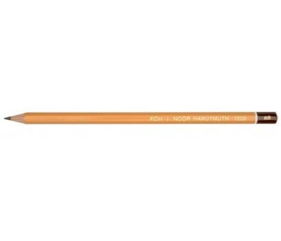 Grafitinis pieštukas be trintuko  KOH-I-NOOR 1500 8B