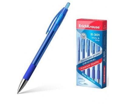 Automatinis gelinis rašiklis Matic ErichKrause  0,4mm mėlynos sp.