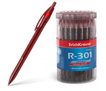 Automatinis tušinukas  Matic ErichKrause  0,35 mm raudonos sp.