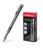 Gelinis rašiklis Megapolis ErichKrause  0,5mm juodos sp.