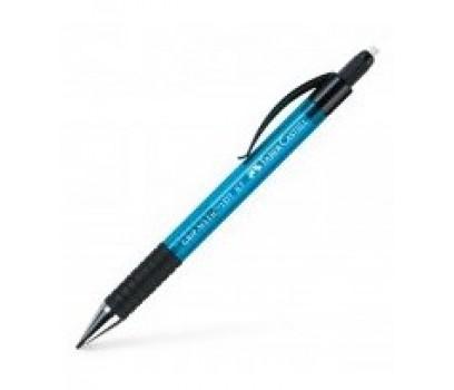 Automatinis pieštukas Faber-Castell  Grip-Matic 0.7mm mėlynos sp.