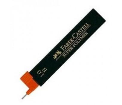 Grafitai automatiniam pieštukui Faber-Castell 0,9mm B