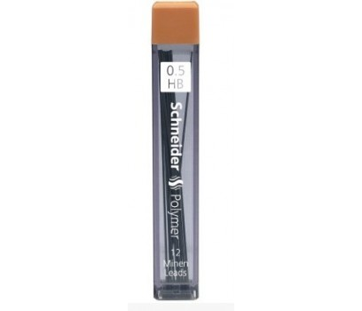 Grafitai automatiniam pieštukui  Schneider 0,5mm  HB