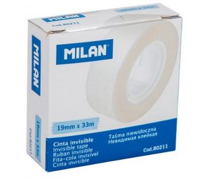 Lipni juostelė MILAN  19mmx33m  matinė