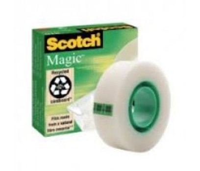 Lipni juostelė 3M Scotch Magic 33m x19mm matinė