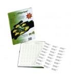 Lipnios etiketės Rillprint A4  210x 99mm  3 lipd/lap.