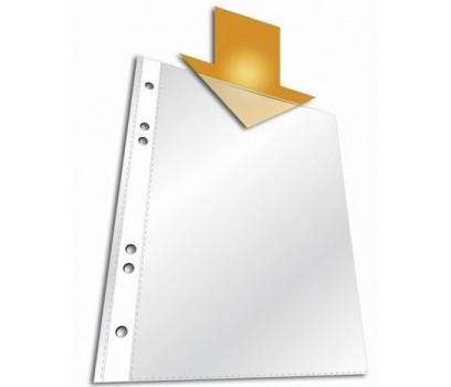 Įmautės dokumentams A4 skaidrios Inter-folia  60mikr  100vnt.