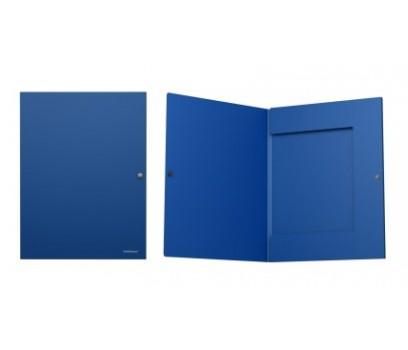 Dėklas su spaustuku A4 Classic ErichKrause A4 8mm mėlynos sp.
