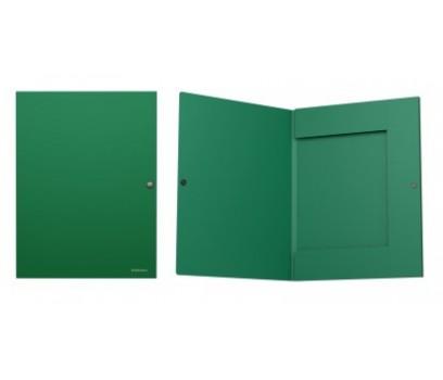Dėklas su spaustuku A4 Classic ErichKrause A4 8mm žalios sp.