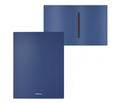Segtuvas su spiraline įsegėle A4 Classic ErichKrause 17mm mėlynos sp.