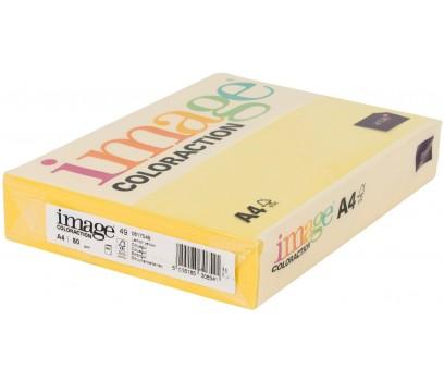 Popierius spalv. Image A4 80g/m² 500 l citrininė gelt. sp.