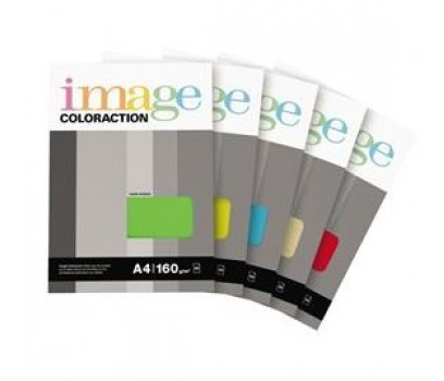 Popierius Image Coloraction A4 160g/m² 50l žaliosios citrinos sp.