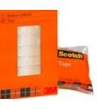 Lipni juostelė 3M Scotch  550 19mmx10m skaidri