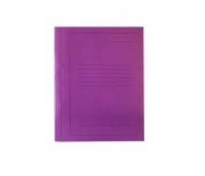 Segtuvėlis kartoninis su įsegėle  violetinis  A4
