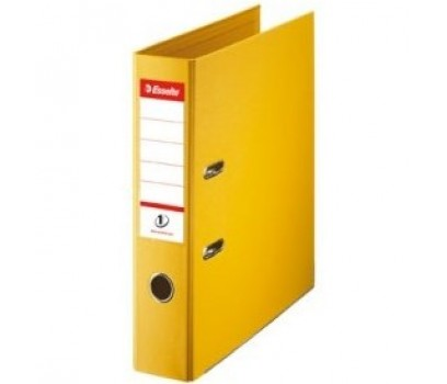 Segtuvas ESSELTE No1 Power A4/70 geltonos sp.