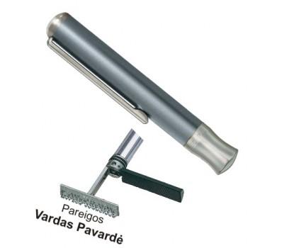 Kelioninis antspaudas 2100P be pagaminto antspaudo