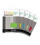 Popierius Image Coloraction A4 160g/m² 50l geltona sp.